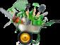 Садовый инструмент и инвентарь SKRAB
