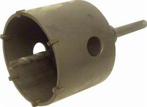 Коронка по бетону 80 мм SDS+ М16 в сборе SKRAB 33552