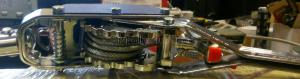 Барабан: Лебедка ручная рычажная (тросовая) 2.5т НР-121D JUN KAUNG SKRAB 26443 купить оптом и в розницу в СПб