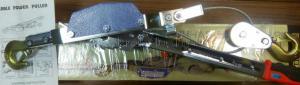 Лебедка ручная рычажная (тросовая) 2.5т НР-121D JUN KAUNG SKRAB 26443 купить оптом и в розницу в СПб