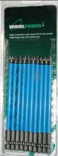 Биты PH2x127 мм магнитные 10 шт WhirlPower 43670