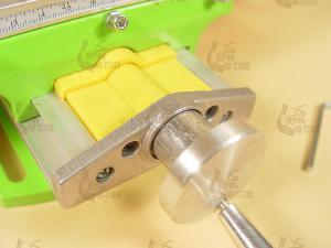 Щкала: Стол двухкоординатный для станков 330*95 мм SKRAB 25502