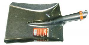 Лопата совковая с кольцом 245*295*420 мм без черенка SKRAB 28106