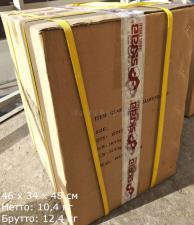 Упаковка (коробка) 10 шт тройных стеклодомкратов с алюминиевым корпусом SKRAB 27063 купить оптом ив розницу в СПб