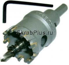 Коронка по металлу 30 мм твердосплавная TCT SKRAB 29430 купить на официальном сайте