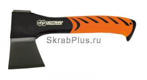 Топор туристический кованый 560 г с фиберглассовой ручкой SKRAB 20340 купить оптом в СПб