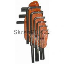 Набор ключей шестигранных 10 шт. 1,5-10 мм SKRAB 44702 купить купить на официальном сайте в Санкт-Петербурге