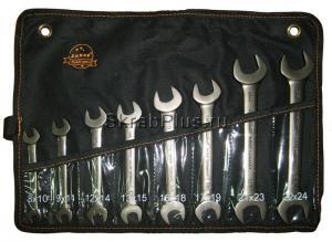 Набор ключей рожковых 8 шт. 8-24 мм CrV King Roy SKRAB 44348 купить оптом в СПб