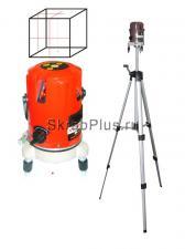 Уровень строительный лазерный K33 3-х лучевой SKRAB 40558 купить оптом в СПб