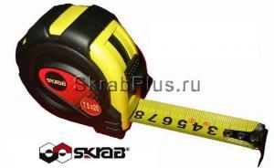 Рулетка измерительная 7,5мх25мм SKRAB 40097 купить оптом в СПб