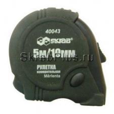 Рулетка измерительная 3мх19мм 3 стопа SKRAB 40042 купить оптом в СПб