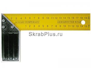 Угольник столярный 300 мм SKRAB 40301 купить оптом в СПб