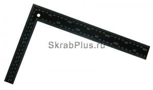 Угольник столярный 300 х 200 мм SKRAB 13328 купить оптом в СПб