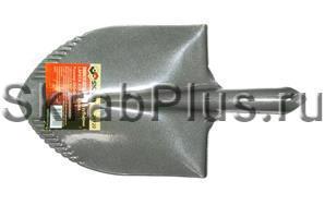 Лопата штыковая с зубцами 230 * 300 мм без черенка SKRAB 28120 купить оптом в СПб