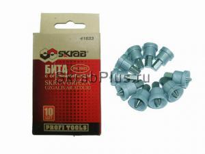 Биты с ограничителем PH 2 х 25 мм антислип магнитные 10 шт S2 SKRAB 41633 купить оптом в СПб