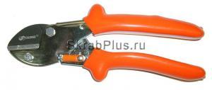 Секатор - сучкорез мини садовый 168 мм контактный SS Тефлон SKRAB 28342 купить оптом в СПб