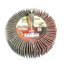 Круг лепестковый радиальный для дрели 40 x 20 х 6мм Р60 SKRAB 35911 купить оптом и в розницу в СПб