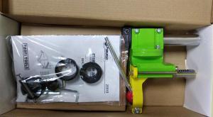 Вид в коробке: Стойка для дрели 400 мм поворотная с чугунным основанием SKRAB 25519
