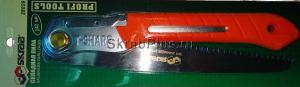 Пила садовая складная 240 мм SKRAB 28029 в блистере (оригинальное фото)