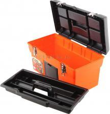 Ящик для инструментов 23,5 (595*285*285 мм) с металлическими замками MJ-3084 SKRAB 27704