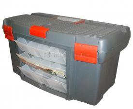 Ящик для инструментов 21 (535*300*275 мм) MJ-2037 SKRAB 27707