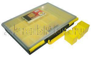 Ящик-органайзер для крепежа 16 (415*330*55 мм) MJ-3135 SKRAB 27563