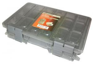 Ящик-органайзер для крепежа 11 (295*186*72 мм) двухсторонний MJ-20136 SKRAB 27715