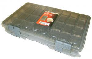 Ящик-органайзер для крепежа 15 (375*225*72 мм) двухсторонний MJ-2079 SKRAB 27716