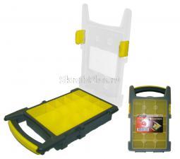 Ящик-органайзер для крепежа 8 (210*338*62 мм)  SKRAB 27721