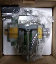 """Вскрытие коробки с тисками двухкоординатными (крестовинными) 76 мм 3"""" с проточкой SKRAB 25503"""