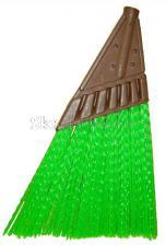 Метла садовая полипропиленовая 350 мм плоская износостойкая SKRAB 27034